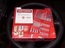 50 pc. drill driver set craftsman in Fort Knox, Kentucky