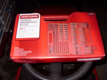 craftsman ultimate 208 pc screwdriver bit set in Fort Knox, Kentucky