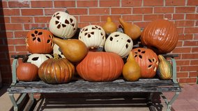 Faux Pumpkins and Gourds in Lawton, Oklahoma