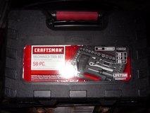 58 pc craftsman toolset in Fort Knox, Kentucky