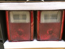 2007 Jeep Wrangler Taillights in Vacaville, California