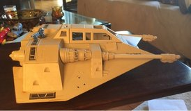 Vintage Rebel Armored Snowspeeder in Bolingbrook, Illinois