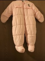 Snowsuit in Fort Drum, New York