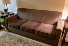Brown Couch in Joliet, Illinois