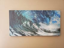 Wave Canvas Picture in Joliet, Illinois