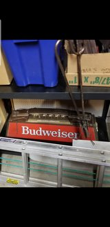Clydesdayle budweiser light in Chicago, Illinois