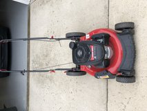 Troy built lawnmower in Yorkville, Illinois