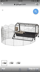 Guinea Pig or Small Animal Cage in Camp Pendleton, California