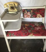 Telephone Table /Chair in Vacaville, California