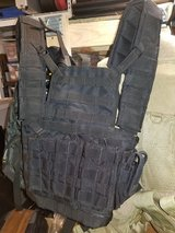 Plate Carrier with Mag Pouches in Fort Campbell, Kentucky