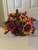 Fall Arrangement (Basket) in Eglin AFB, Florida
