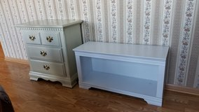 Bench and a dresser in Joliet, Illinois