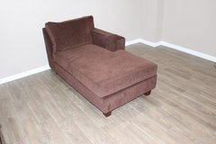 Brown Chaise in excellent condition- Plush Comfort in Kingwood, Texas