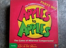 Apples to Apples Game in Clarksville, Tennessee