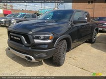 2019 Ram 1500 Crew Cab Rebel V8 in Ramstein, Germany