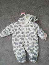 $Carters newborn snowsuit NEW WITH TAGS in Bartlett, Illinois