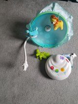 Fisher price 2 in 1 projector mobile in Bartlett, Illinois