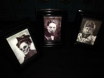 Halloween picture frames in Houston, Texas