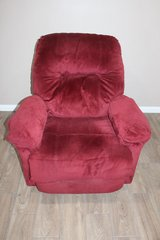 Red Recliner- Plush in Kingwood, Texas