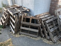 Pallets in Fairfield, California