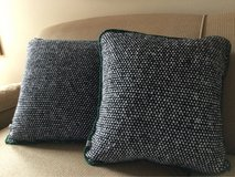 Pair of Pillows by Hearth and Hand in Elgin, Illinois