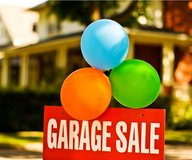 Community Wide Garage Sale in Oceanside, California