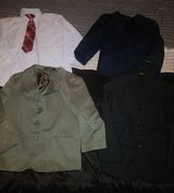 Boys dress jackets in The Woodlands, Texas