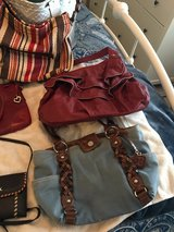 6 Purse Lot, 3 NEW to Good Condition in Camp Pendleton, California