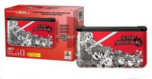 3DS XL Super Smash Brothers edition Console in 29 Palms, California