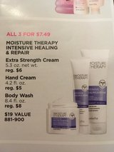 Avon moisture therapy lotion in Fort Polk, Louisiana