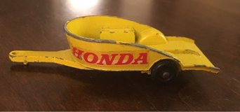 Matchbox Honda Trailer in Naperville, Illinois