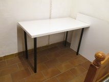 white buffet/crafting table in Ramstein, Germany