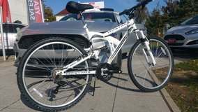 FREE FORD MUSTANG MOUNTAIN BIKE to military family // Military AutoSource in Stuttgart, GE