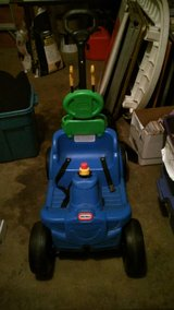 Little Tikes Car stroller in Oswego, Illinois