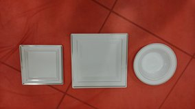 DINNERWARE - HOLIDAY PART -  NOT OPENED in Naperville, Illinois