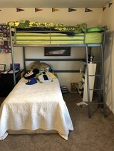 IKEA loft bed and twin beds in Oswego, Illinois