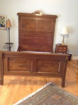 Eastlake. Antique Walnut double bed in Clarksville, Tennessee