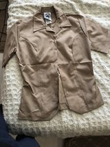Women's Khaki Blouse (2 available) in Los Angeles, California