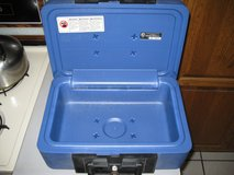 SAFE BOX , HIGH SECURITY FIRE PROOF MODEL # 1100 in Yucca Valley, California