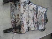 TAPESTRY SHOPPING BAG ON WHEELS in Yucca Valley, California