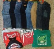 Boy's size 3T shirts and pants. in Camp Pendleton, California