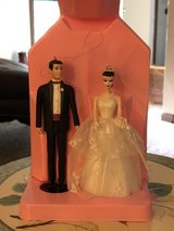 Hallmark keepsake ornament Barbie and Ken wedding day in Fort Knox, Kentucky