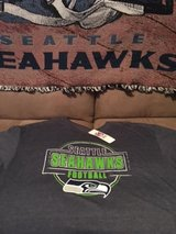 SEATTLE SEAHAWKS - NFL Team Apparel T-Shirt (Men's 2XL) *** NEW *** in Tacoma, Washington