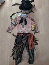 NEW Lone Ranger Tonto Costume size 2-3 in Wiesbaden, GE
