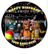 Edible Sticker for cakes in Elgin, Illinois