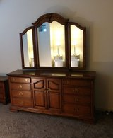 Dresser with mirror in Glendale Heights, Illinois