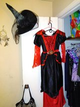 Halloween costume with hat in Clarksville, Tennessee