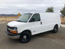 2006 Chevy Express 2500 in Travis AFB, California