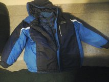 boys xpedition brand winter coat 2 coats in one size large 10/12 in Joliet, Illinois