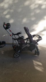 sit n stand stroller in Fairfield, California